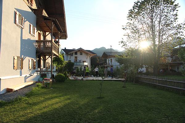 Hausgarten Kapshof