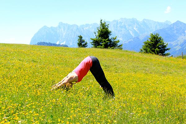 Kapshof Yoga am Berg